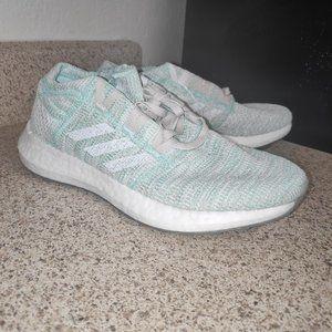 Adidas PureBoost Go Sz 6.5 Women's Running Shoes